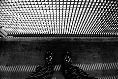 Hinter Gittern / Behind bars