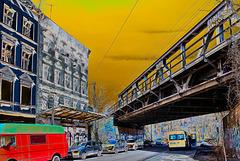 Berlin. Am Wiesenweg. 201403