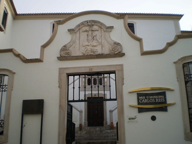 Carlos Reis Municipal Museum.