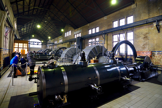 ir. D.F. Woudagemaal 2016 – Steam engines and pumps