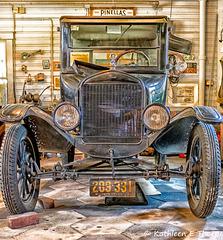 Heritage Village 1925 Model T Ford Topaz Filter 032316