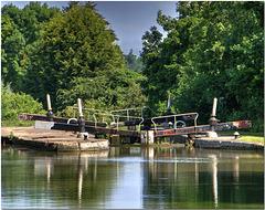 Hatton Bottom Lock, Grand Union Canal
