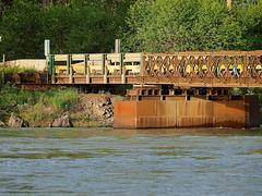 Quesnel River Bridge.