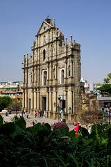 Ruins of Saint Paul's - Macau