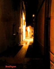 Notturno ..all'angolo dietro casa :-)