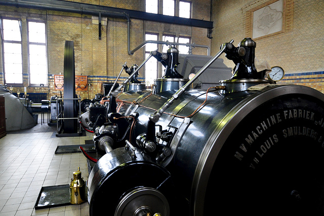 ir. D.F. Woudagemaal 2016 – Steam engine