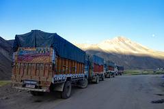 Ladakh-Himachal Highway