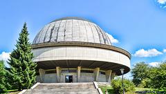 Schlesisches Planetarium in Chorzow,Polen
