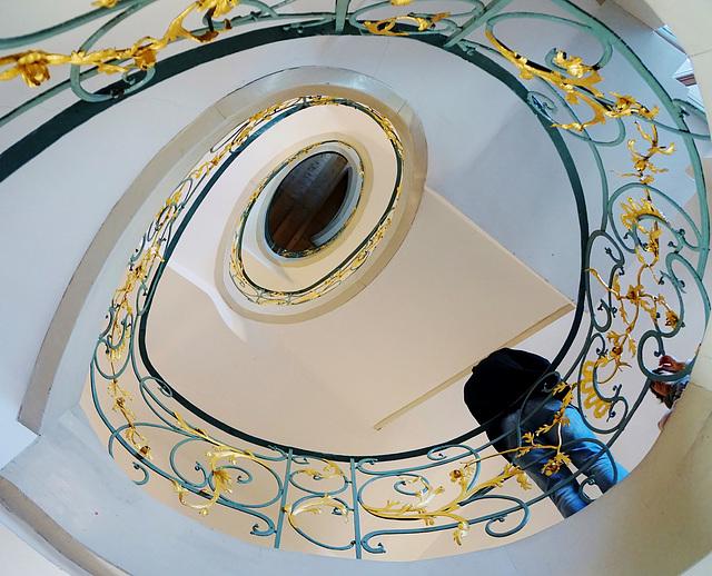 Der Charme des Jugendstils - The charm of Art Nouveau - mit PiP