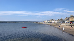 Helensburgh on Easter Monday