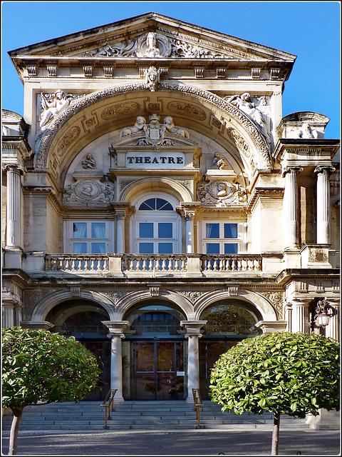 Avignon : Le Theatre dell'Opéra