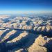 Les Alpes entre Munich et Nice