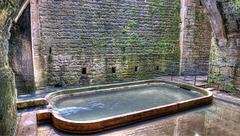 DOLE: Visite de la fontaine aux lépreux. 08