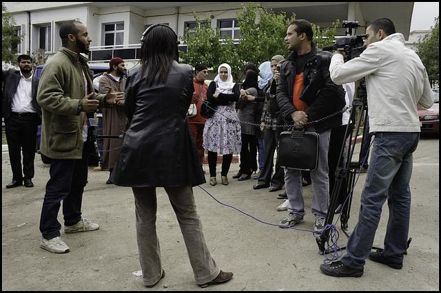 Anwar on TV