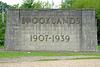 Brooklands X-Pro1 sign