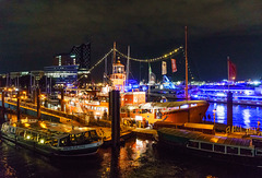 Feuerschiff - Hamburg