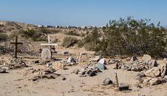 Slab City pet cemetery (#0156)