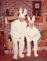 Funny Easter Bunnies, 1961