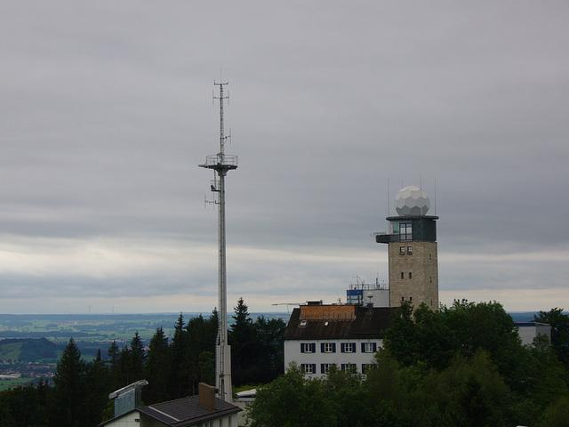 Wetterstation Hohenpeißenberg