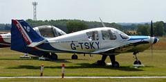 Beagle B121 Pup Srs2 G-TSKY