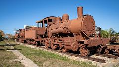 José Smith Comas - rusty steam