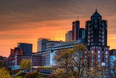 Hamburg. Blick vom Stintfang. 201605
