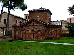 Ravenna - Mausoleum of Galla Placidia