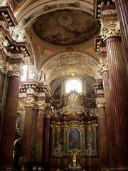 Minor Basilica (Jesuit Church of the 18th century).