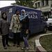 Trainee teachers & the resurrected van!