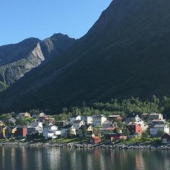 Gryllefjord.