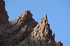 Israel, The Mountains of Eilat, Acute Rocks