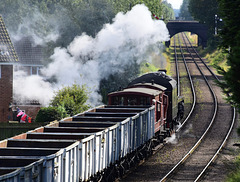 Great Central Railway Loughborough Leicestershire 31st August  2019