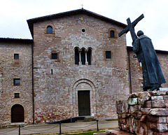 Giano dell'Umbria - Abbazia di San Felice