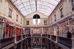 Nantes, le passage Pommeray, inévitable passage