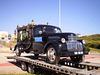 Chevrolet funerary truck.
