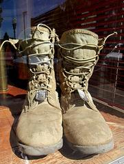 Marine boots