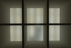 Pinakothek der Moderne, Architekturdetail