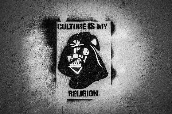 Culture is my Religion