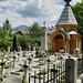 Austria. Lienz. Cossack Memorial Cemetery