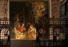 Das Haupt-Altarbild...