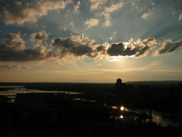 Rideau Sunset
