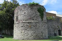 rochester town walls ,kent (2)