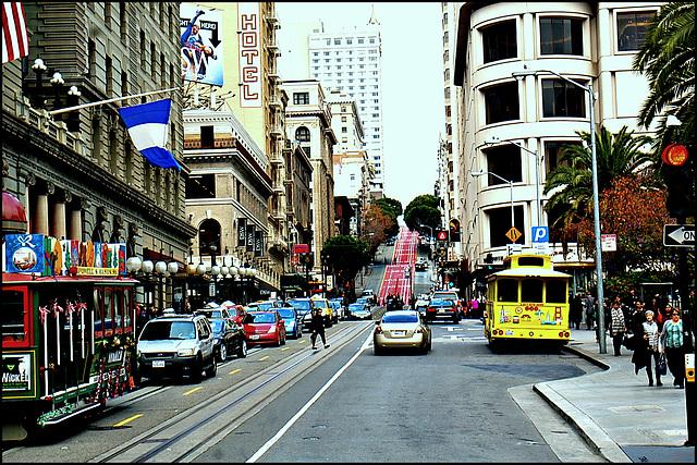 Street Scene *