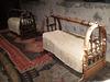 Wooden cradles of Cartlia.