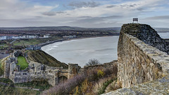 Scarborough Castle Barbican (2 x PiPs)
