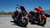 Death Valley, Motorbikes