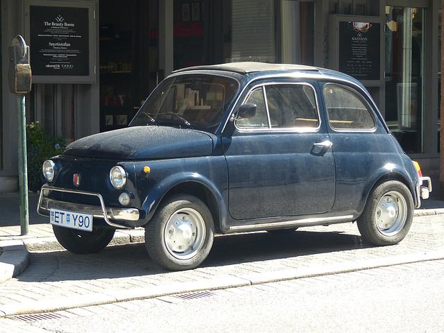 Fiat Survivor - 19 June 2017