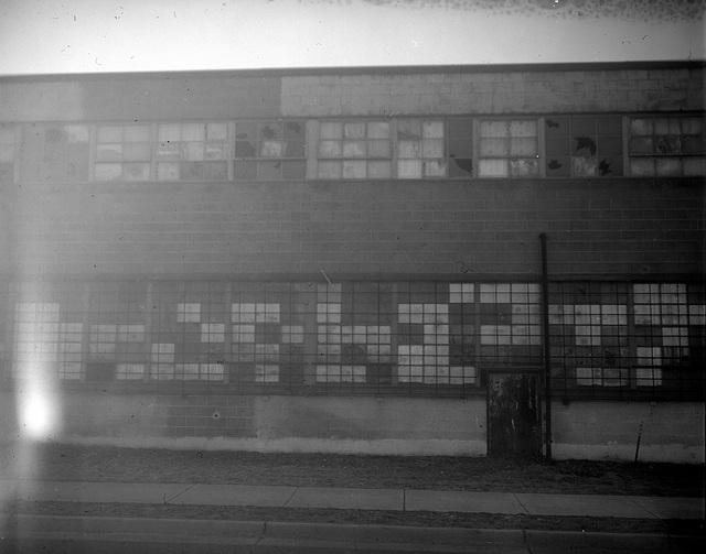 Factory, north Denver