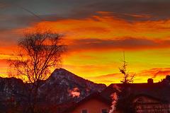 Sunrise ... ©UdoSm
