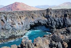 Los Hervideros. Lanzarote. (Islas Canarias)